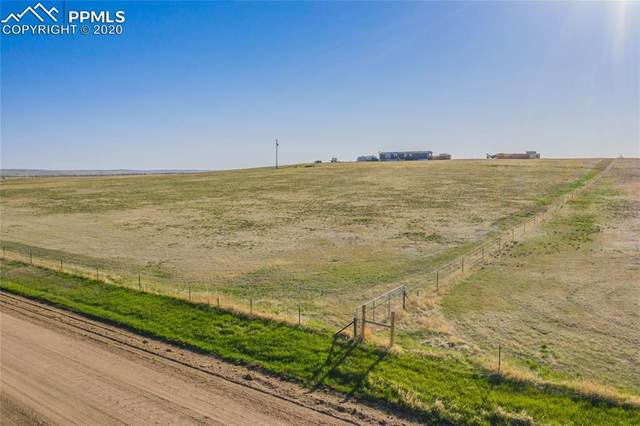 17825 S Ramah Dam Road, Ramah, CO 80832 (#1747299) :: Tommy Daly Home Team