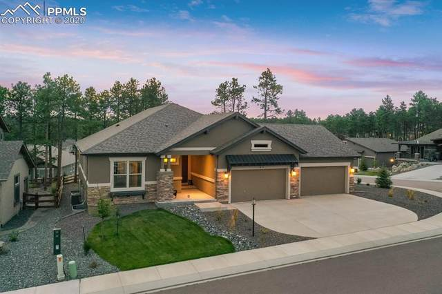 1621 Summerglow Lane, Monument, CO 80132 (#1749745) :: Tommy Daly Home Team
