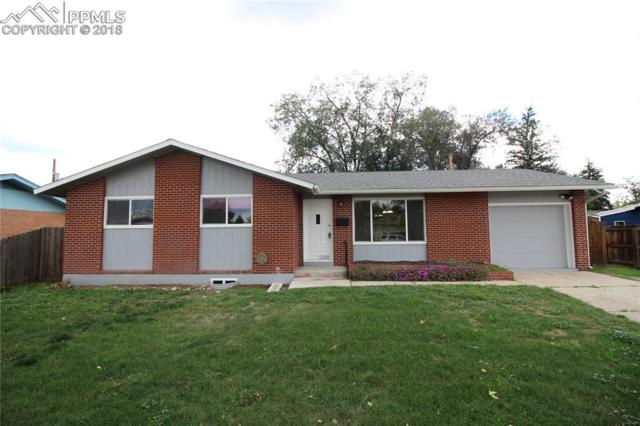 136 Cornell Street, Colorado Springs, CO 80911 (#1749914) :: Action Team Realty