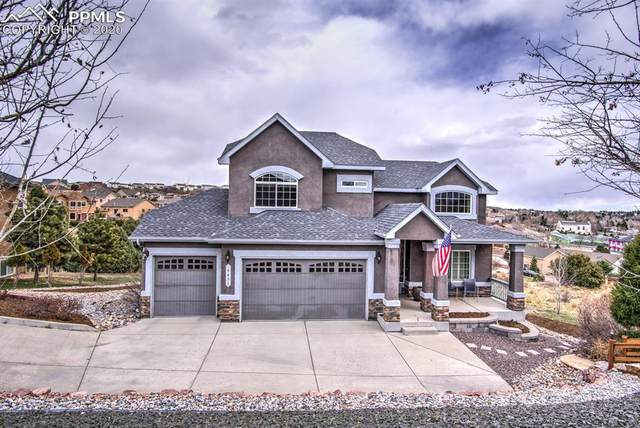 5421 Copper Drive, Colorado Springs, CO 80918 (#1750264) :: Fisk Team, RE/MAX Properties, Inc.