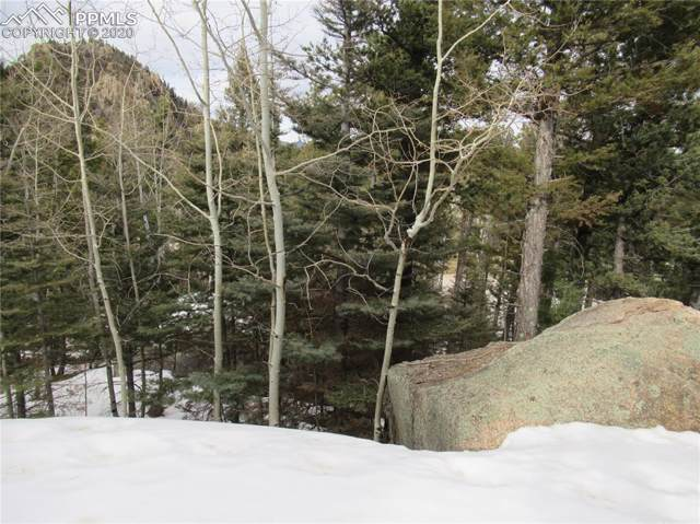 316 Summit Ridge Road, Manitou Springs, CO 80829 (#1751191) :: Action Team Realty