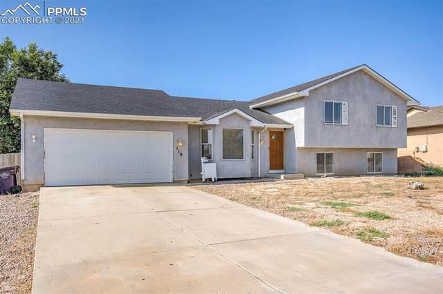 110 E Arvada Drive, Pueblo West, CO 81007 (#1752180) :: Action Team Realty