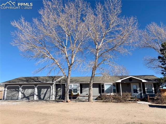 11460 Owl Place, Peyton, CO 80831 (#1752479) :: Action Team Realty