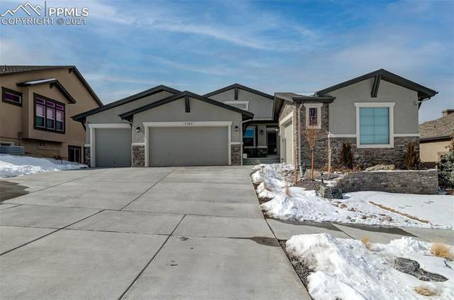 12562 Cloudy Bay Drive, Colorado Springs, CO 80921 (#1756276) :: Realty ONE Group Five Star