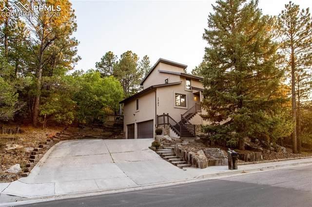 1721 Vickers Drive, Colorado Springs, CO 80918 (#1757004) :: The Treasure Davis Team