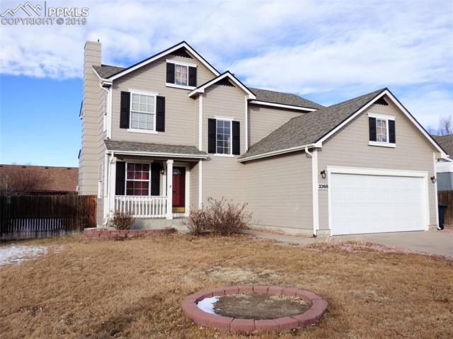 3368 Waverly Lane, Colorado Springs, CO 80922 (#1757176) :: The Treasure Davis Team