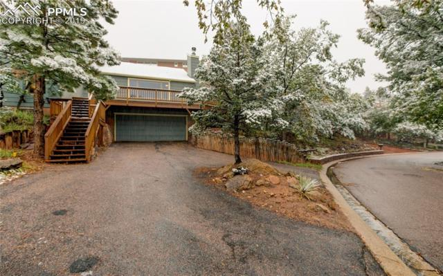 21 Sandra Lane, Manitou Springs, CO 80829 (#1758331) :: Jason Daniels & Associates at RE/MAX Millennium