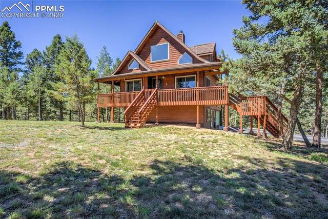 12 Serenity Circle, Florissant, CO 80816 (#1760220) :: Fisk Team, RE/MAX Properties, Inc.