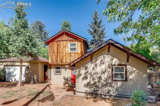 134 South Path, Manitou Springs, CO 80829 (#1760495) :: Perfect Properties powered by HomeTrackR