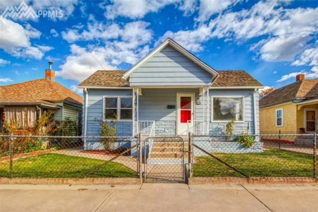1322 Spruce Street, Pueblo, CO 81004 (#1761551) :: The Treasure Davis Team