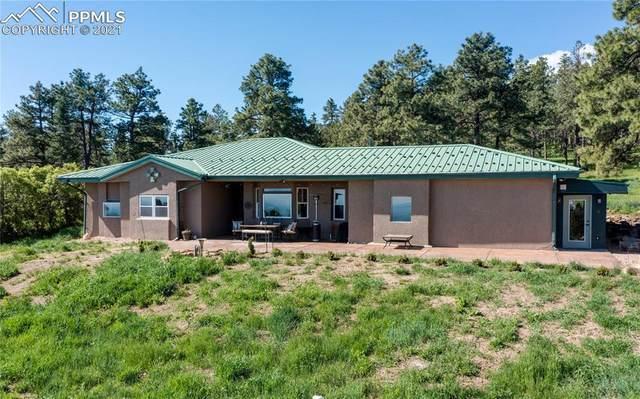 8728 Ponderosa Pine Drive, Beulah, CO 81023 (#1762318) :: 8z Real Estate