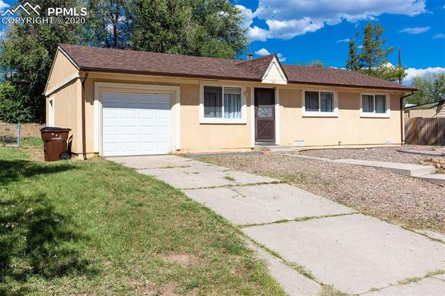 1612 Rosemont Drive, Colorado Springs, CO 80911 (#1763029) :: Fisk Team, RE/MAX Properties, Inc.