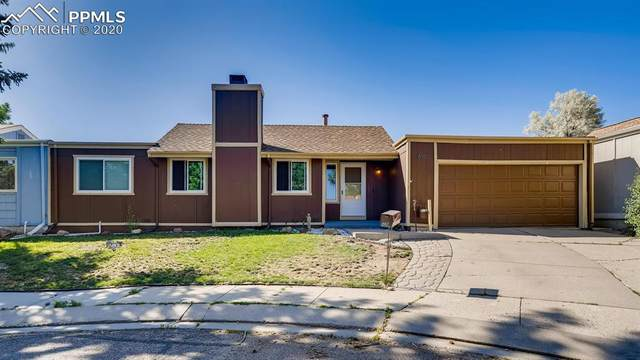 890 San Antonio Place, Colorado Springs, CO 80906 (#1763120) :: Fisk Team, RE/MAX Properties, Inc.