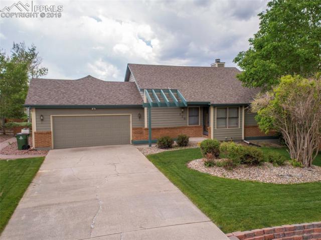 115 Palm Springs Drive, Colorado Springs, CO 80921 (#1765331) :: The Daniels Team