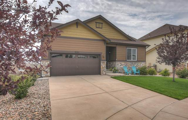 8281 Knotty Alder Court, Colorado Springs, CO 80927 (#1765817) :: Action Team Realty