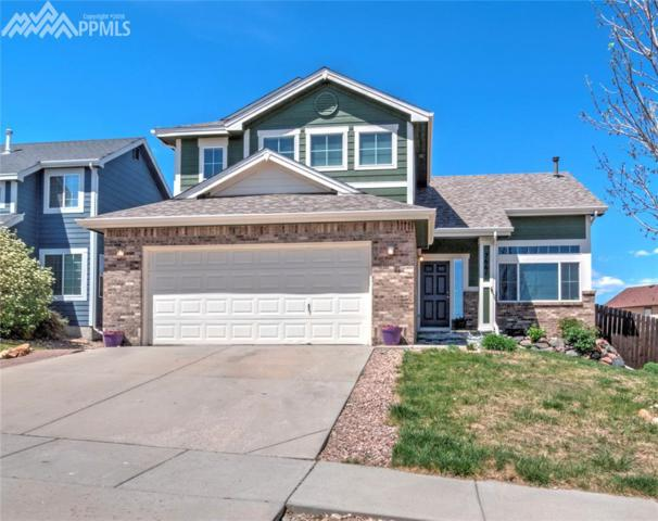 7661 Steward Lane, Colorado Springs, CO 80922 (#1766284) :: The Treasure Davis Team