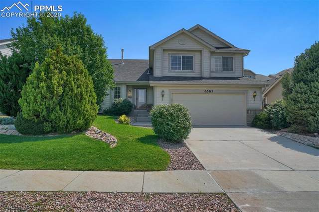 6563 Barrel Race Drive, Colorado Springs, CO 80923 (#1769896) :: Tommy Daly Home Team