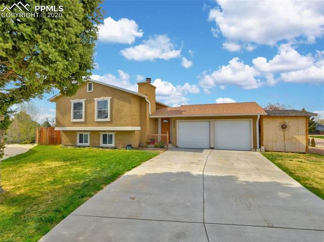 6980 Goldfield Drive, Colorado Springs, CO 80911 (#1772764) :: The Kibler Group