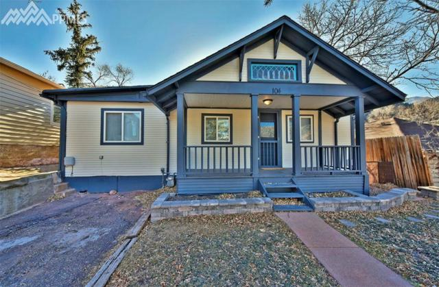 104 Oklahoma Road, Manitou Springs, CO 80829 (#1777337) :: 8z Real Estate