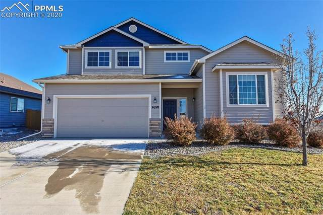 7698 Chasewood Loop, Colorado Springs, CO 80908 (#1778830) :: Tommy Daly Home Team