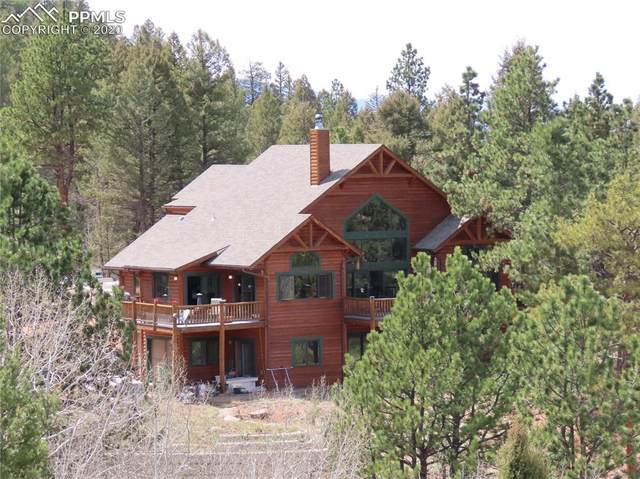 80 Feldspar Road, Florissant, CO 80816 (#1779359) :: Fisk Team, RE/MAX Properties, Inc.