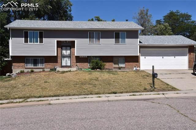 6660 Nokomis Circle, Colorado Springs, CO 80915 (#1782569) :: The Kibler Group