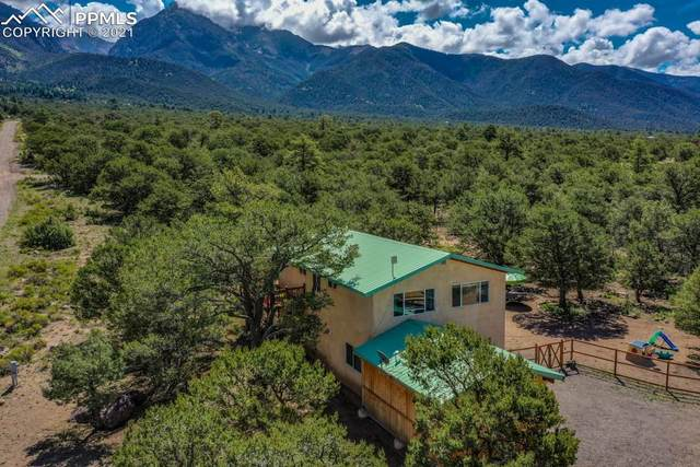 207 Foothill Overlook, Crestone, CO 81131 (#1782749) :: Tommy Daly Home Team