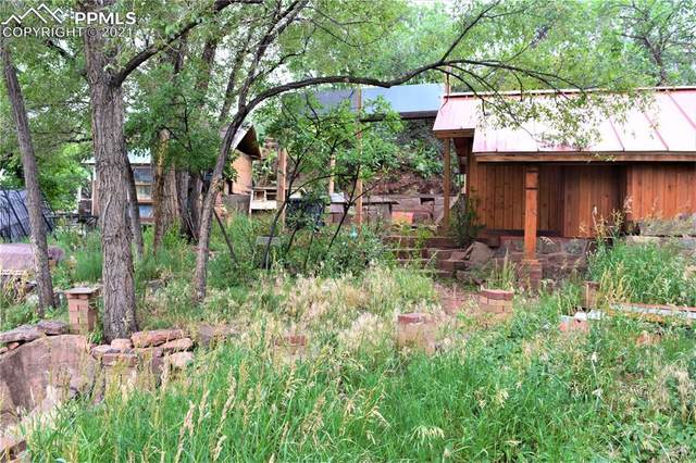 511 High Street, Manitou Springs, CO 80829 (#1787964) :: The Gold Medal Team with RE/MAX Properties, Inc