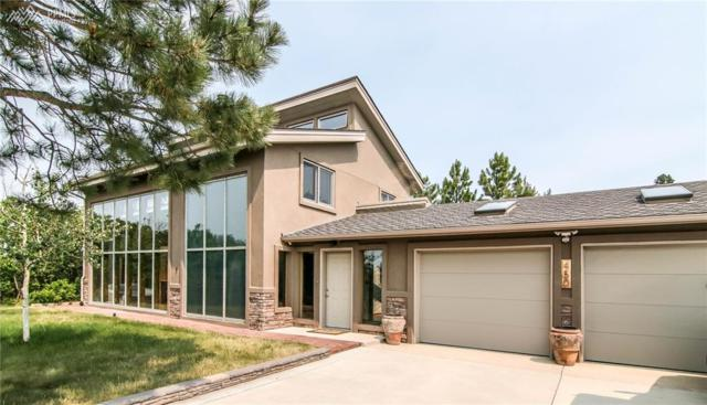 450 Harness Drive, Monument, CO 80132 (#1788070) :: Group 46:10 Colorado Springs