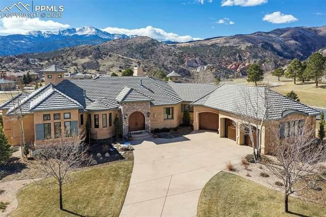 3708 Camelrock View, Colorado Springs, CO 80904 (#1789533) :: Action Team Realty