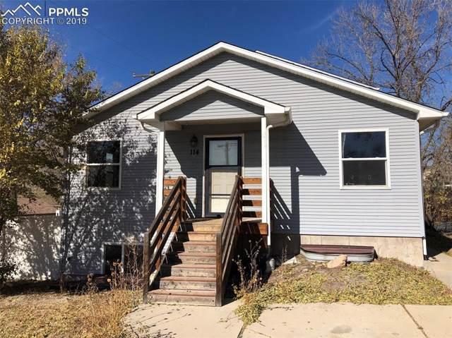 114 N 18th Street, Colorado Springs, CO 80904 (#1790578) :: The Kibler Group
