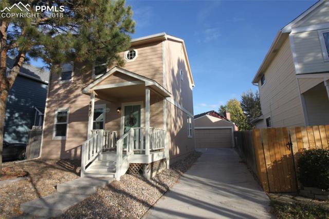 4947 Fabray Lane, Colorado Springs, CO 80922 (#1791024) :: The Hunstiger Team