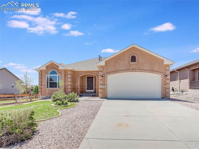 12005 Sunset Crater Drive, Peyton, CO 80831 (#1791032) :: Fisk Team, RE/MAX Properties, Inc.