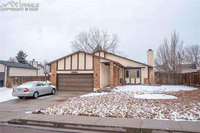 2020 Heathercrest Drive, Colorado Springs, CO 80915 (#1791622) :: Jason Daniels & Associates at RE/MAX Millennium