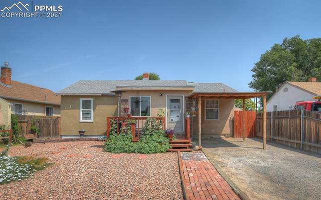 1325 E River Street, Pueblo, CO 81001 (#1794869) :: Tommy Daly Home Team