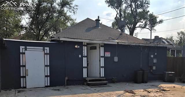 1026 E Costilla Street, Colorado Springs, CO 80903 (#1794911) :: Venterra Real Estate LLC