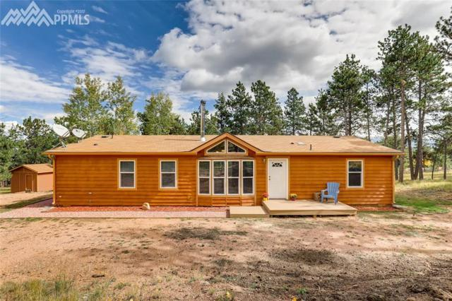 168 Blackhawk Circle, Florissant, CO 80816 (#1799321) :: 8z Real Estate