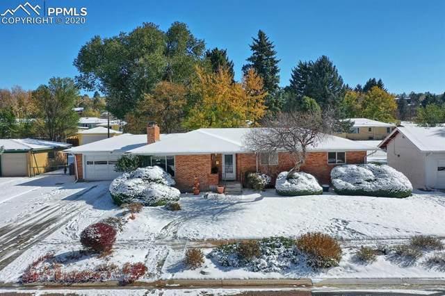 659 Glen Eyrie Circle, Colorado Springs, CO 80904 (#1803106) :: Action Team Realty