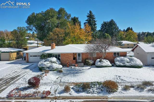 659 Glen Eyrie Circle, Colorado Springs, CO 80904 (#1803106) :: The Daniels Team