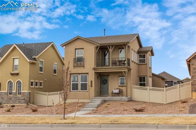 9846 Wolf Lake Drive, Colorado Springs, CO 80924 (#1803331) :: Jason Daniels & Associates at RE/MAX Millennium