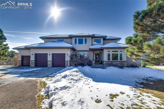 1830 Arsata Place, Larkspur, CO 80118 (#1803689) :: Jason Daniels & Associates at RE/MAX Millennium