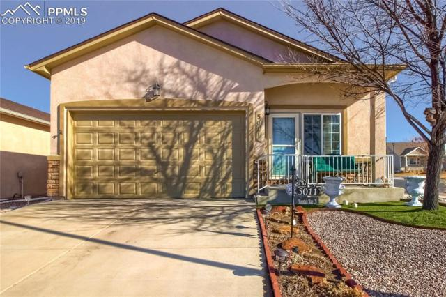5011 Mountain Man Lane, Colorado Springs, CO 80922 (#1804870) :: Tommy Daly Home Team