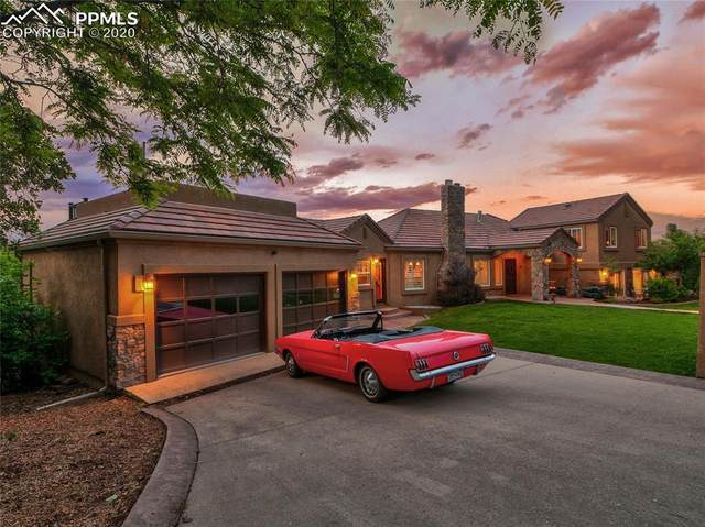 16 Polo Circle, Colorado Springs, CO 80906 (#1805156) :: Venterra Real Estate LLC