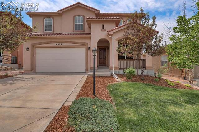 4865 Steamboat Lake Court, Colorado Springs, CO 80924 (#1805535) :: Action Team Realty