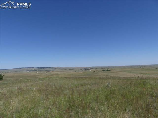 0 (Vacant) Fairplay Road, Calhan, CO 80808 (#1805582) :: Tommy Daly Home Team