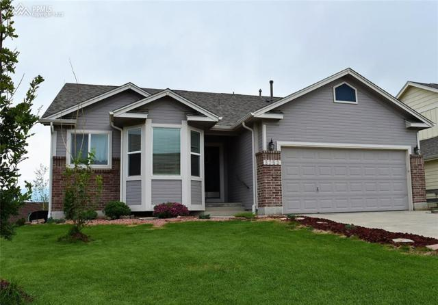 3752 Tail Wind Drive, Colorado Springs, CO 80911 (#1808143) :: The Hunstiger Team