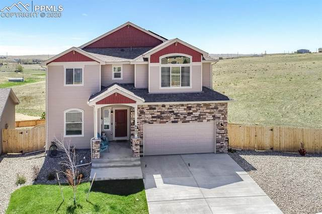6007 Jorie Road, Colorado Springs, CO 80927 (#1809952) :: The Kibler Group