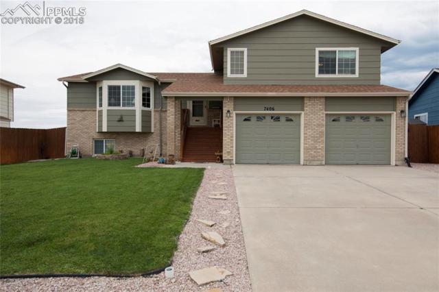 7406 Sue Lane, Colorado Springs, CO 80925 (#1810164) :: CENTURY 21 Curbow Realty
