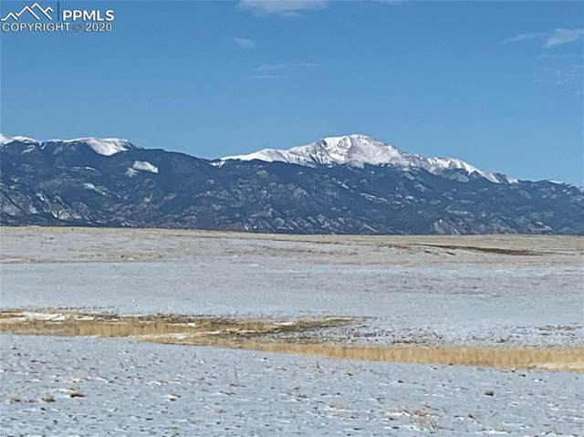 Lot 4 Drennan Road, Colorado Springs, CO 80930 (#1811840) :: Fisk Team, RE/MAX Properties, Inc.