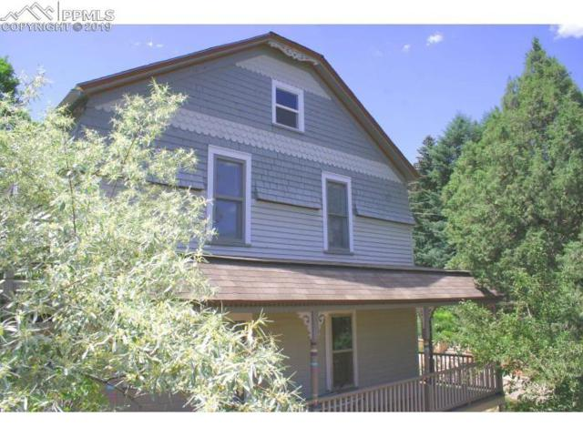 113 Deer Path Avenue, Manitou Springs, CO 80829 (#1813507) :: The Daniels Team